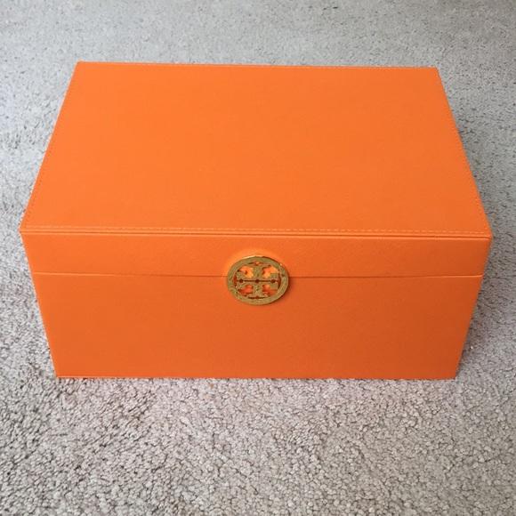 Tory Burch Other Jewelry Box Poshmark